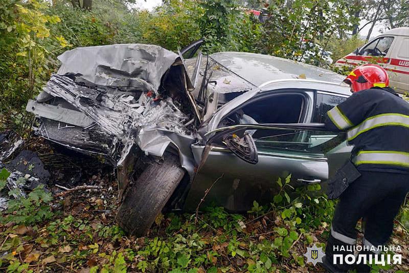 Аварія сталася поблизу села Оринин Кам\'янець-Подільського району