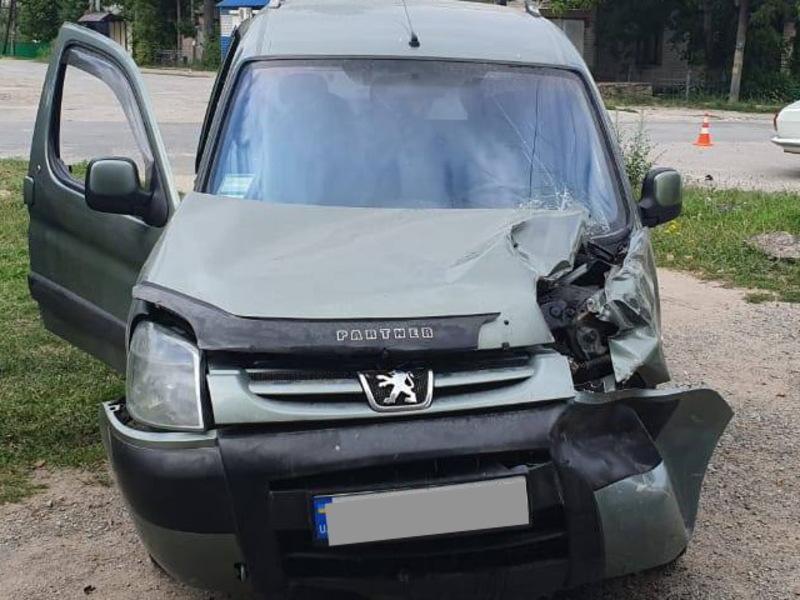 Аварія сталася в Новій Ушиці 11 серпня