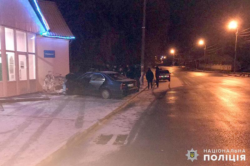 Аварія сталася в Шепетівці на Старокостянтинівському шосе