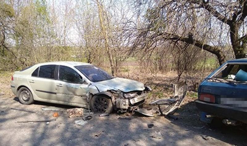 ДТП сталася на автодорозі Шепетівка — Пліщин