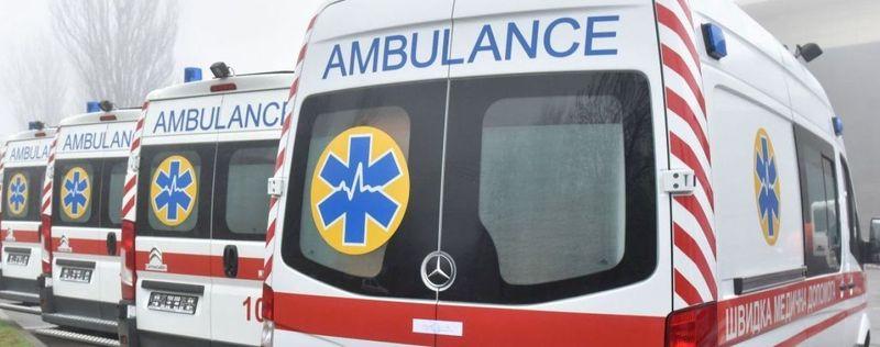 71-річний водій помер у лікарні