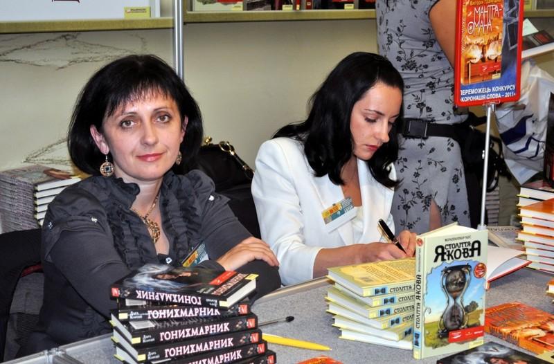 Хмельничан запрошують на літературне побачення з відомою українською письменницею, громадською діячкою і патріоткою Дарою Корній