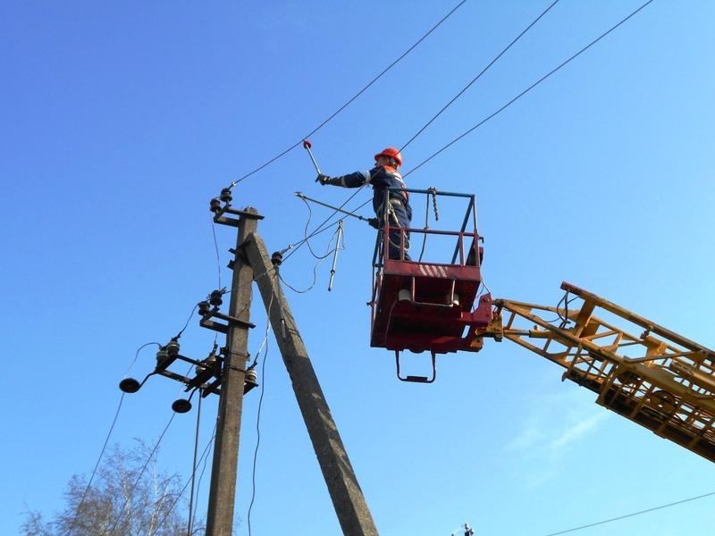 Електрики проводитимуть ремонтні роботи