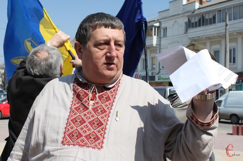 Серце Сергія Скоробагатого зупинилося на 58 році життя