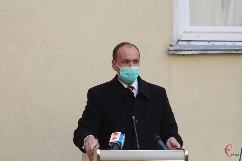 «На Хмельниччині напрацювали поетапний план дій протидії COVID-19», — голова ОДА