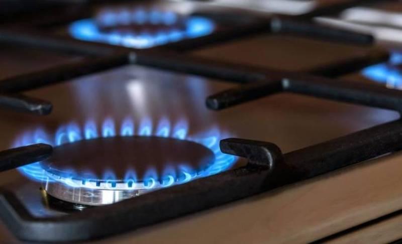 Відключатимуть газ упродовж тижня