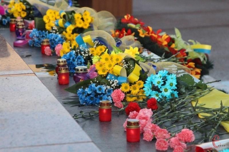Завтра у Хмельницькому відзначатимуть День Гідності і Свободи