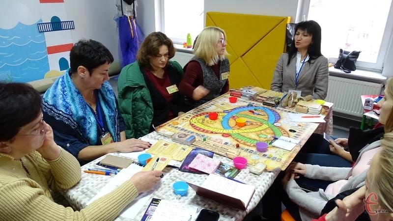 Марафон транформаційних ігор відбудеться в приміщені мовної школи «Ola» по провулку Пекарському,6