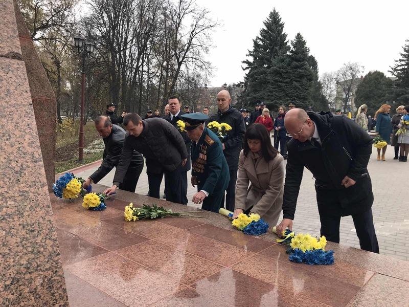 28 жовтня виповнюється 75 років від часу вигнання нацистських окупантів з України