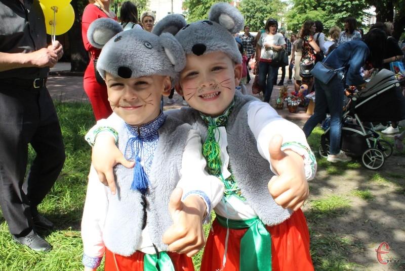 Маленькі хмельничани сьогодні відзначають Міжнародний день захисту дітей