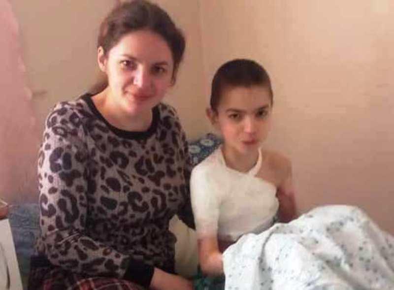 13-річного Дениса оперували 27 разів