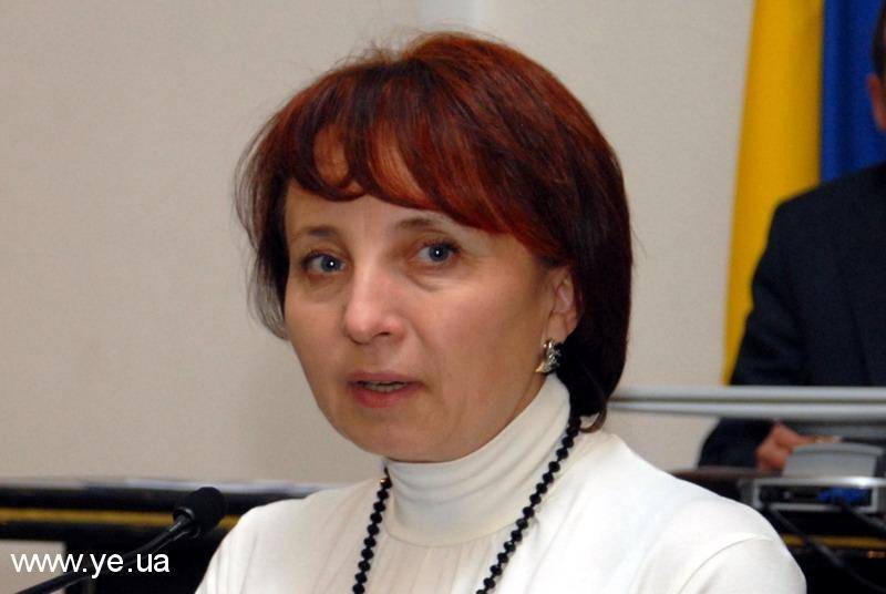 До виконання нових посадових обов'язків Ірина Ковальчук приступить 28 січня