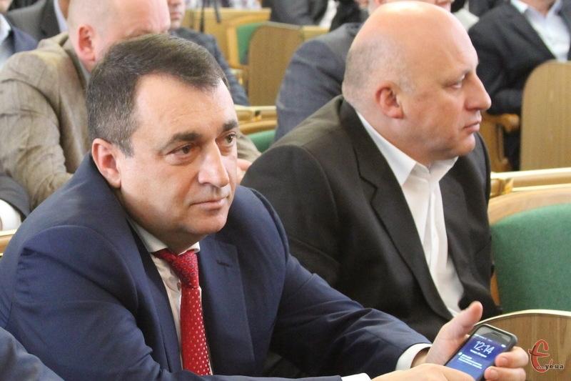 Володимир Мельниченко йде на позачергові паралментські вибори як самовисуванець
