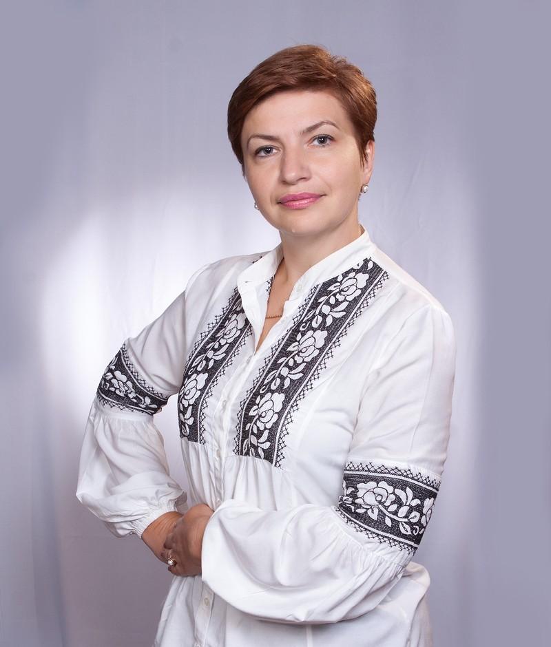 Інна Ящук: