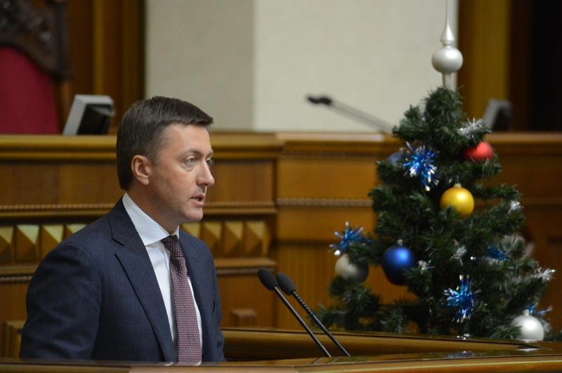 Депутатська група «Воля народу» наполягає на прийн ...
