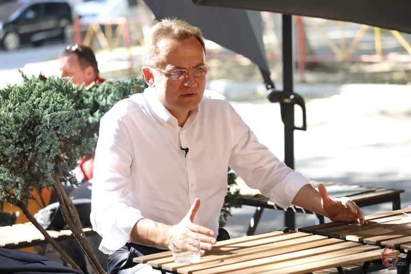 Андрій Садовий: Не треба боятися брати на роботу мудрих і досвідчених людей