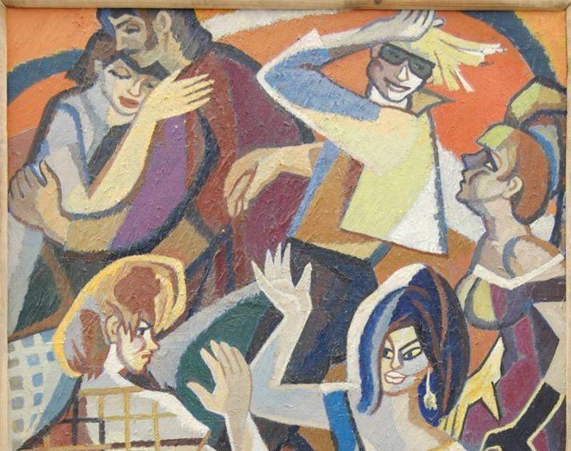 У художньому музеї проведуть нічну екскурсію «Богема: молоді роки»