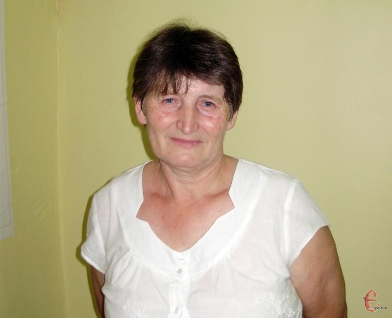 Ми, жінки, не маємо права на слабкість, – каже пані Людмила