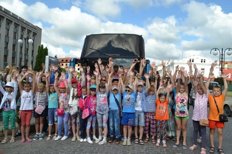 Діти відпочиватимуть у польському місті Тарново-Подгурне