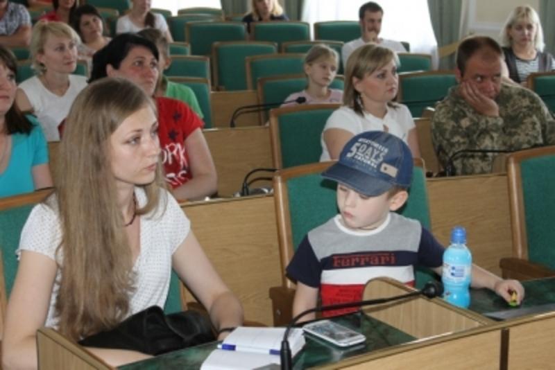 Діти учасників АТО поїдуть до Польщі в липні