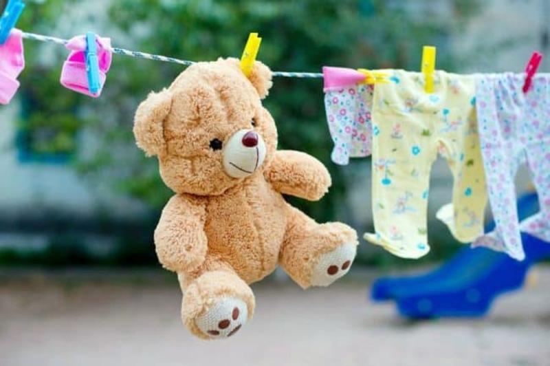 При високій температурі, іграшка може втратити свою початкову форму, розтягнутися або навпаки, зменшитися в розмірі