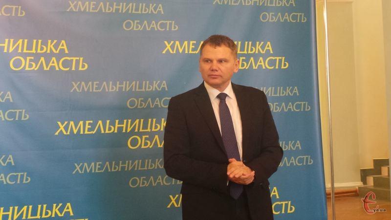 Ігор Гоцул говорив із журналістами про реальний стан спорту в Україні.
