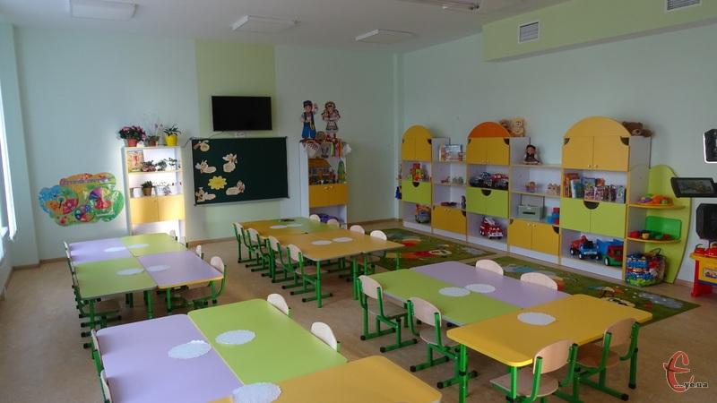 Дитячі садочки працюватимуть у звичному режимі