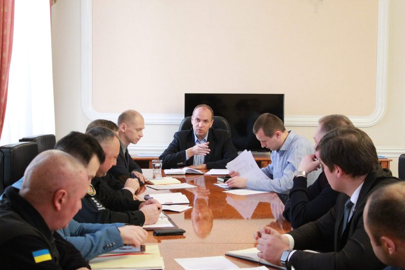 В області посилять роботу роботу з припинення незаконної діяльності АЗС та гральних закладів