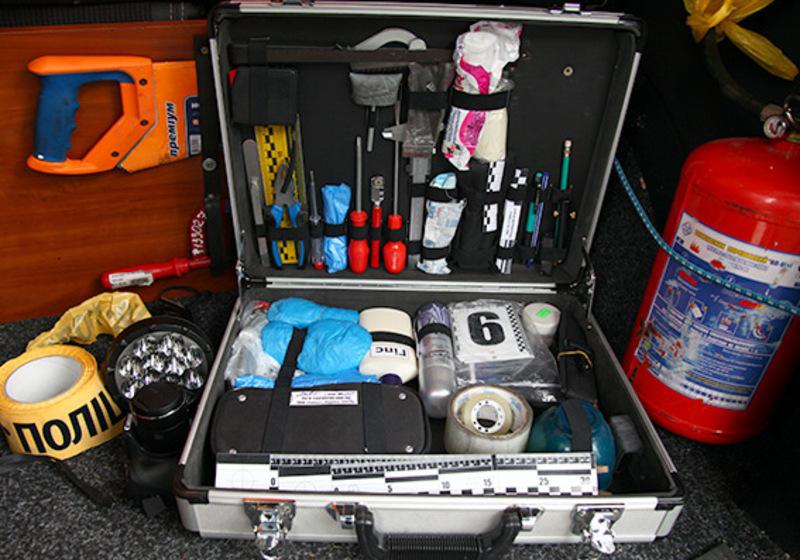 Мобільна лабораторія має усе необхідне обладнання