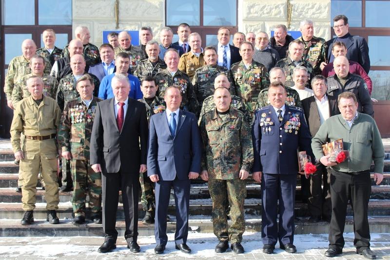 У Хмельницькому вшанували воїнів-інтернаціоналістів
