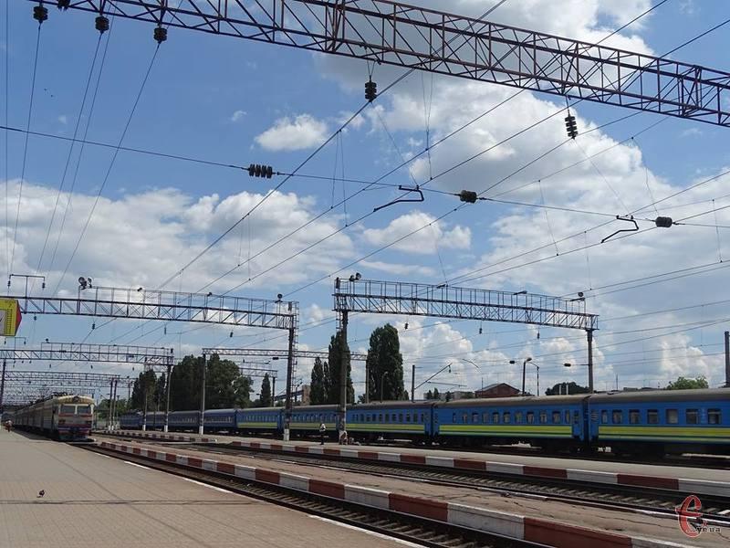 З Києва до Хмельницького пустять ще один потяг