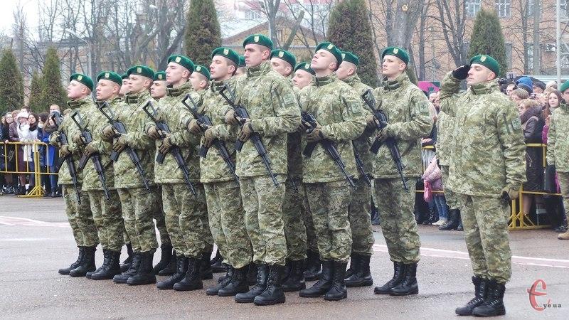 До свята захисників кордону влаштовують концерт
