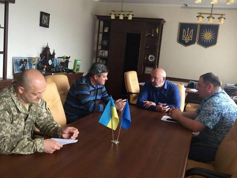 У Кам'янці – представник Генштабу Збройних сил України