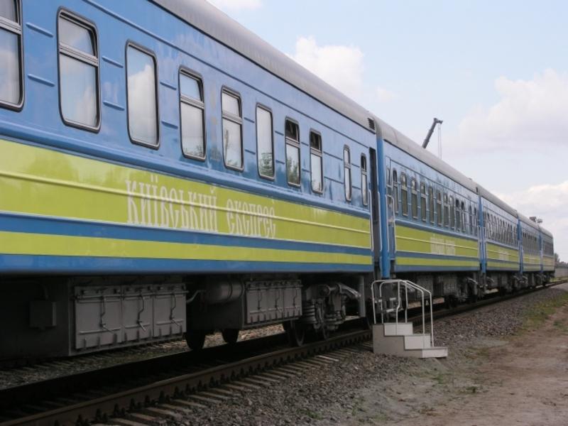 Поїзд Київ-Варшава відтепер їде через Шепетівку