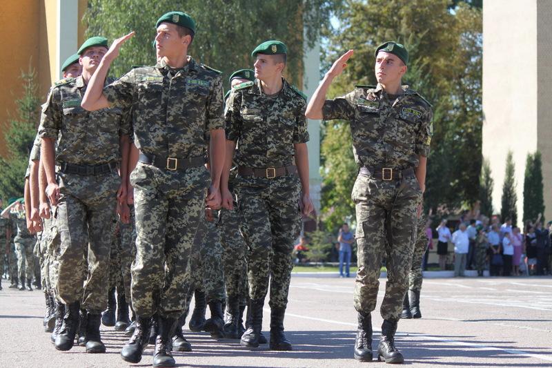 Військовослужбовцям дозволять вступати без ЗНО до прикордонної академії