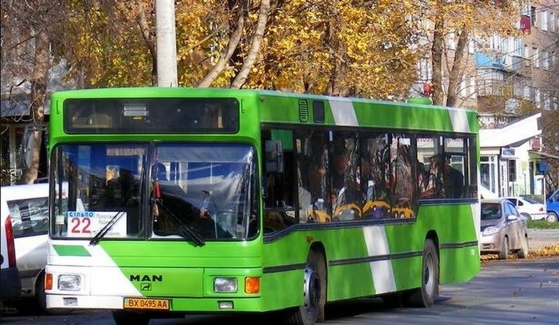 Автобус курсуватиме за маршрутом №22 «с. Першотравневе – Пологовий будинок»