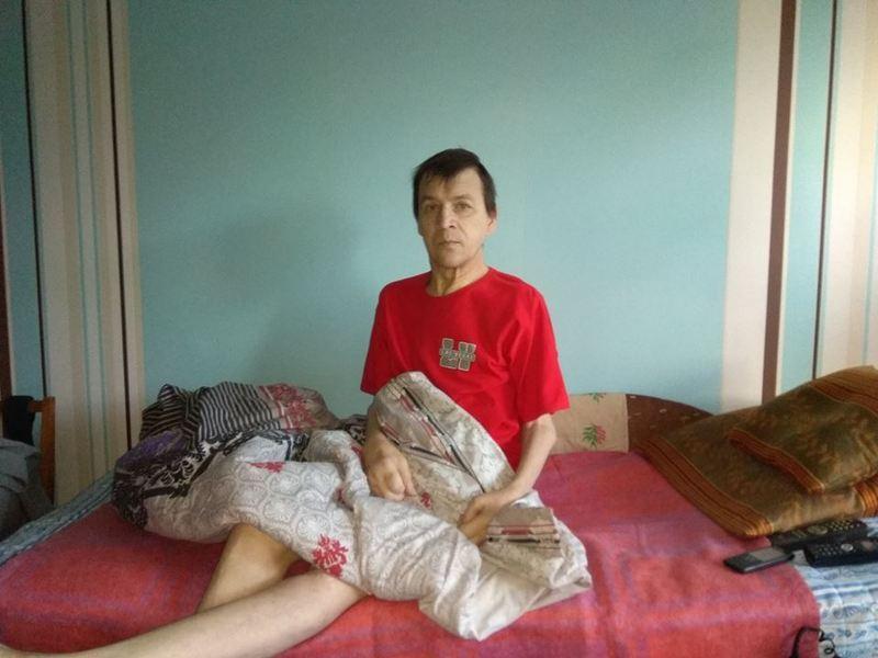 Олександр Воропаєв хворіє близько 20 років