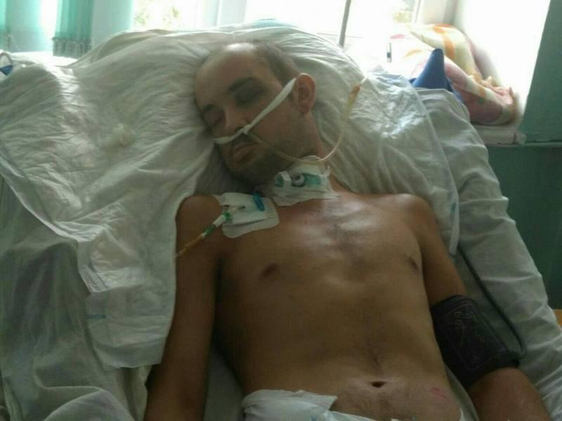 Наразі 30-річний Руслан перебуває в реанімації та потребує дорого вартісного лікування