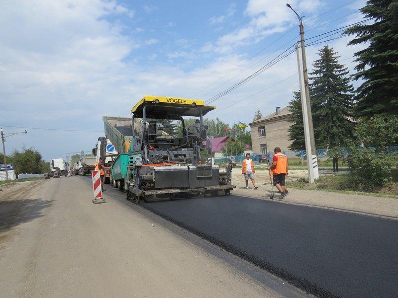 Розпочався ремонт дороги на відрузку Війтівці-Сатанів