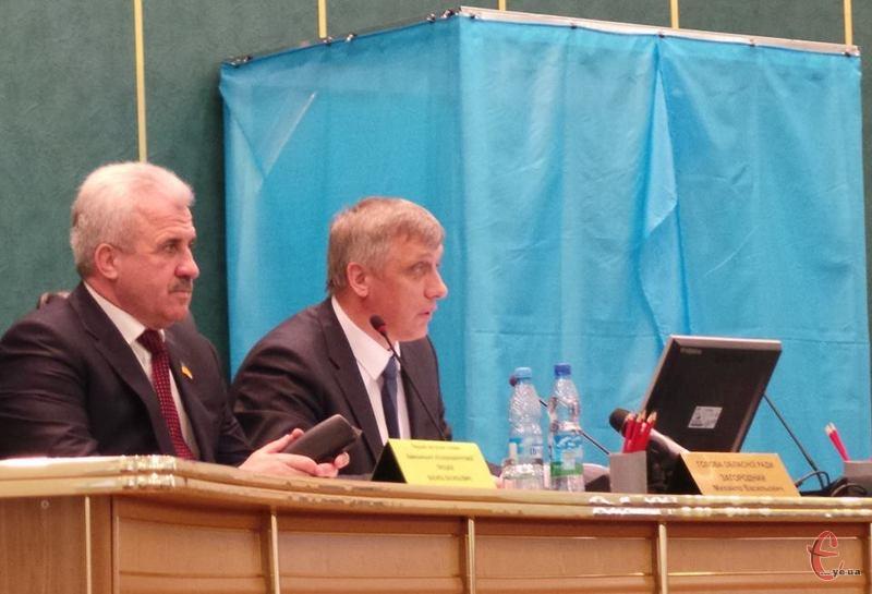 Депутати не підтримали кандидатуру, яку запропонував Загородний