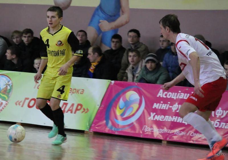 Спортлідер-2 посперечається за вихід до 1/8 фіналу Кубка України з переможцем пари Блік - Віза-Вторма