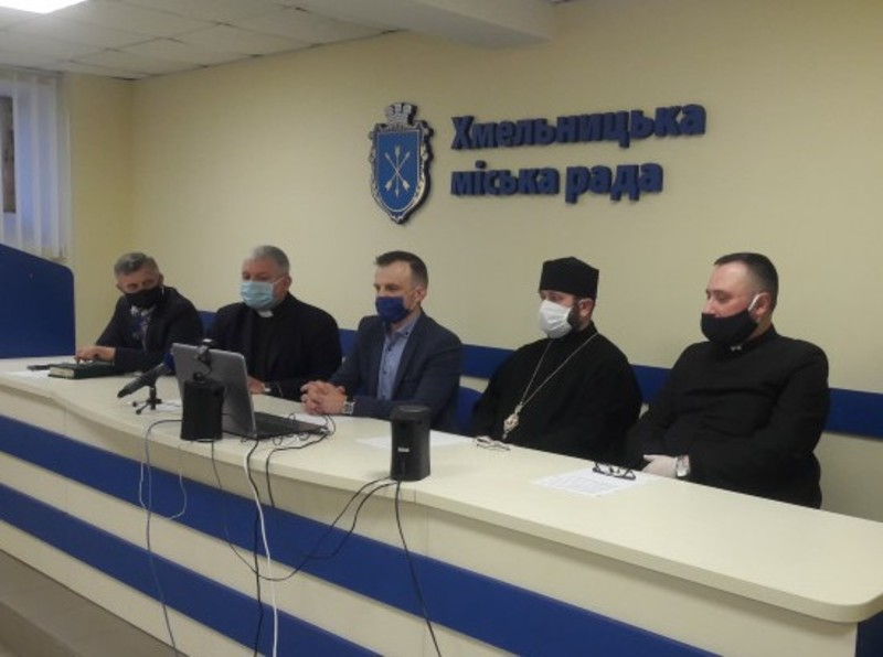 Духовна рада міста прийняла звернення щодо відновлення проведення богослужінь