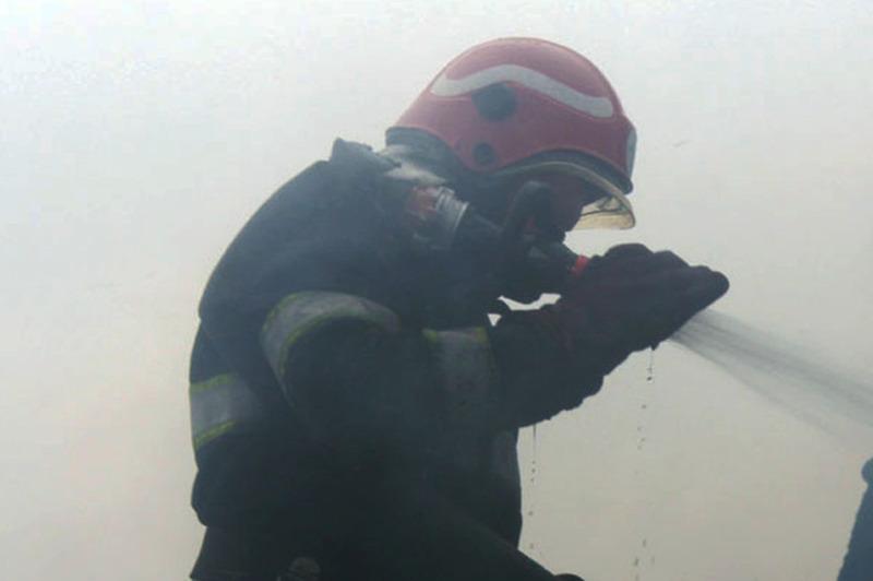 Рятувальники ліквідували пожежу трактора