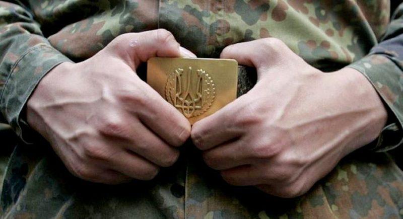 Військовий проведе два роки у дисбаті