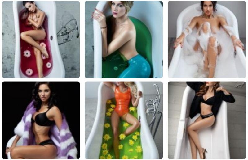 Чоловічий журнал випустив календар із еротичними фото