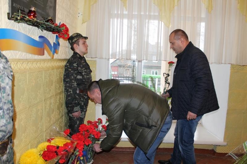 У Кам'янці вшанували ще двох загиблих бійців АТО