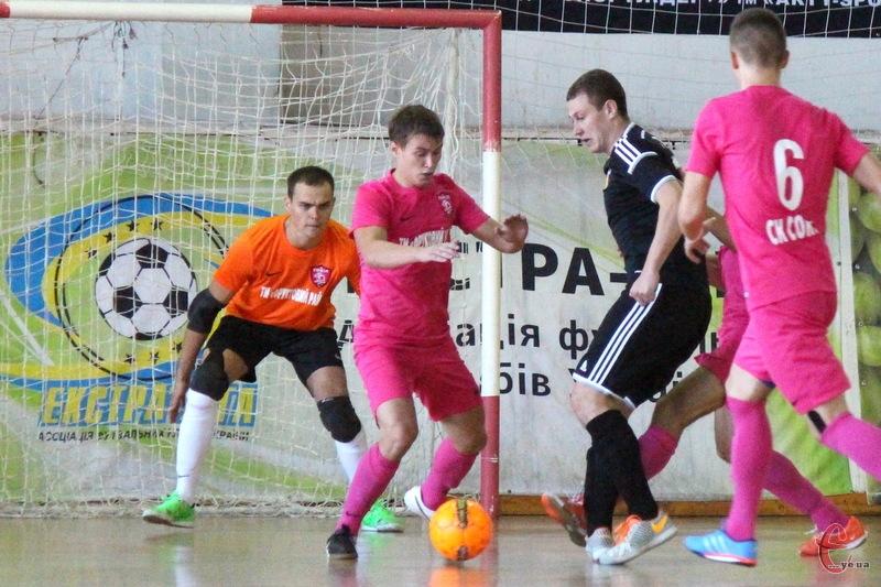 Голкіпера Богдана Тимощука можна назвати старожилом хмельницької команди. Але з наступного сезону він не гратиме за Сокіл