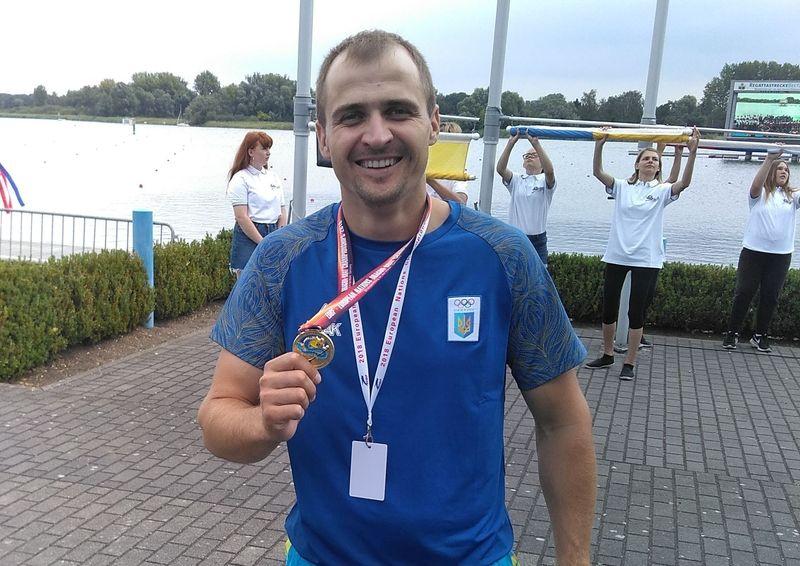 Сергій Солтик - один із переможців.