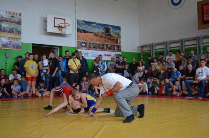 Турнір у Збаражі зібрав 185 спортсменів