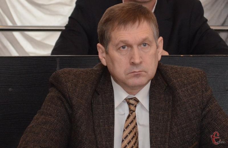 Станіслав Мельник очолив фракцію Батьківщини замість Олександра Скочеляса